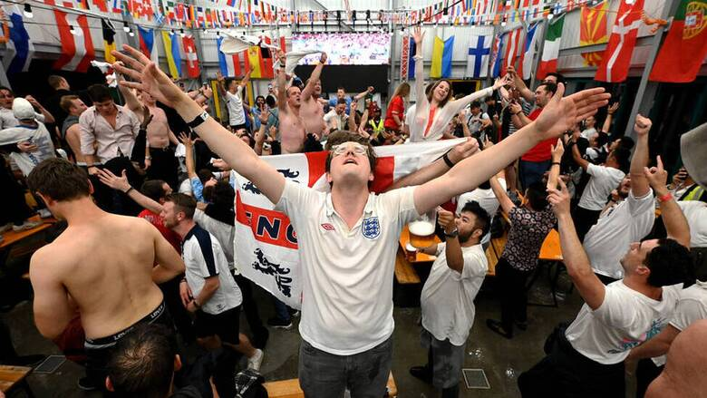 Euro 2020: 3.160 ευρώ για δύο εισιτήρια για τον τελικό Ιταλία-Αγγλία