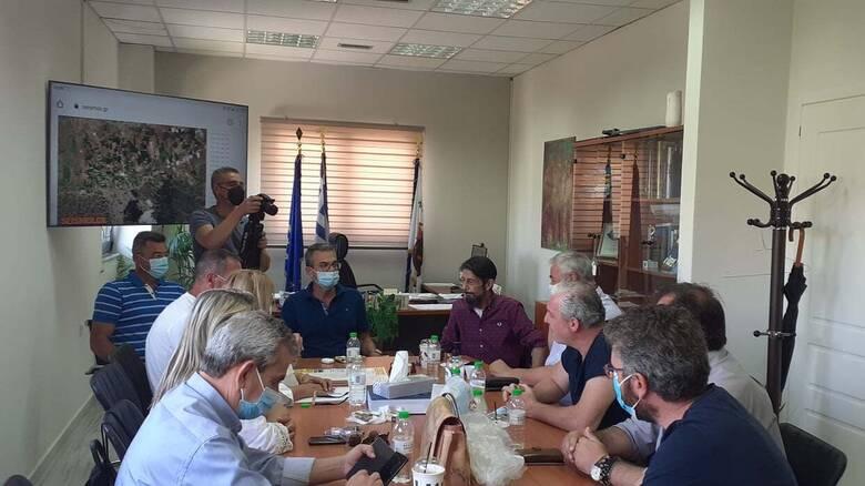 Θήβα: Σε επιφυλακή οι Αρχές για τους σεισμούς - Έκτακτη σύσκεψη στο Δήμο