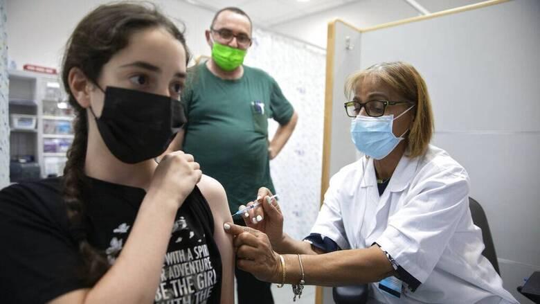 Εμβολιασμός εφήβων: Ξεκινά άμεσα, σήμερα οι λεπτομέρειες