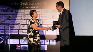 H ΒΙΑΝΕΞ διακρίθηκε στο θεσμό «Diamonds of the Greek Economy 2021»