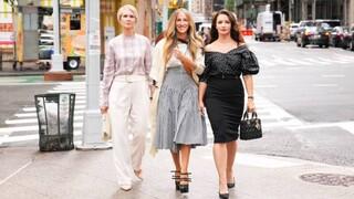 Tο «Sex and the City» επιστρέφει: Η πρώτη φωτογραφία των τριών πρωταγωνιστριών