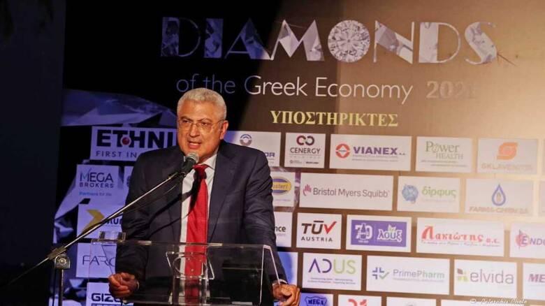 Εθνική Ασφαλιστική: Μάνατζερ της χρονιάς ο Σταύρος Κωνσταντάς