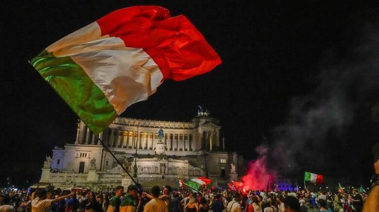 Στη Ρώμη οι Azzurri: Θα συναντηθούν με τον πρόεδρο της Δημοκρατίας Σέρτζιο Ματαρέλα