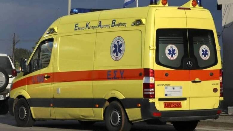 Θεσσαλονίκη: Τροχαίο δυστύχημα με εγκατάλειψη - Αναζητείται ο οδηγός που διέφυγε