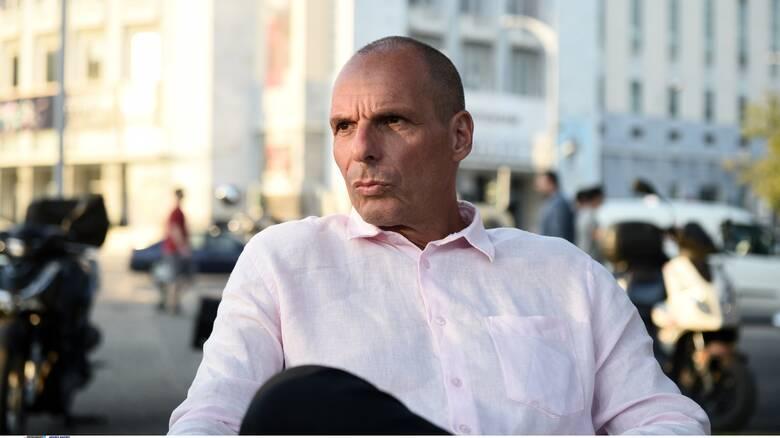 ΜέΡΑ25: Ο Βαρουφάκης βάζει ψηλά τον πήχη για τις εκλογές
