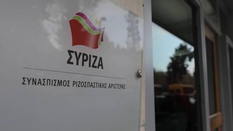 ΣΥΡΙΖΑ: «Ο κ. Μητσοτάκης προσπαθεί να επιπλεύσει σπέρνοντας τον διχασμό»