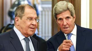 Κλιματική αλλαγή: Κέρι και Λαβρόφ «δίνουν τα χέρια» για συνεργασία ΗΠΑ - Ρωσίας