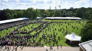Οι κήποι του Μπάκιγχαμ ανοίγουν για το κοινό: Με οργανωμένες ξεναγήσεις και πικνικ