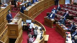 Στη Βουλή ο Μητσοτάκης στις 12:00 για την κατασκευή του αυτοκινητόδρομου Ε-65