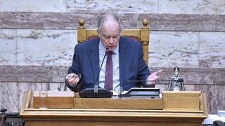 Έκκληση του Προέδρου της Βουλής Κώστα Τασούλα υπέρ του εμβολιασμού