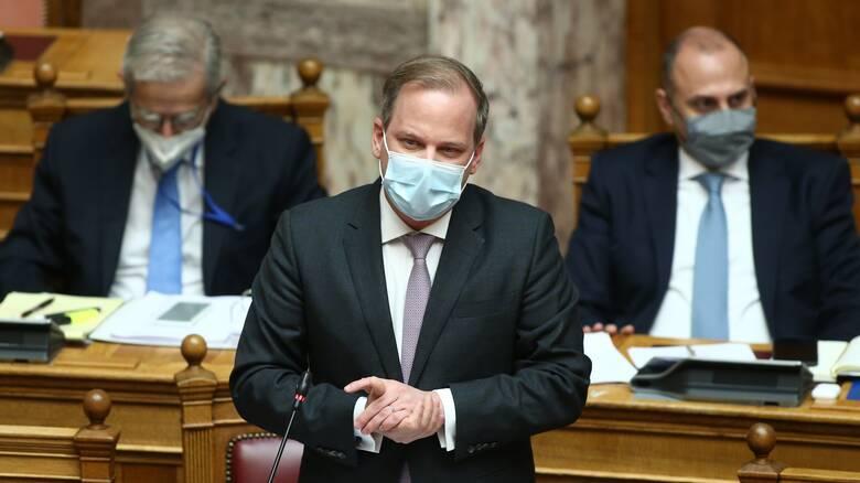 Ψηφίστηκε στη Βουλή από ΝΔ, ΣΥΡΙΖΑ, ΚΙΝΑΛ ο Ε65