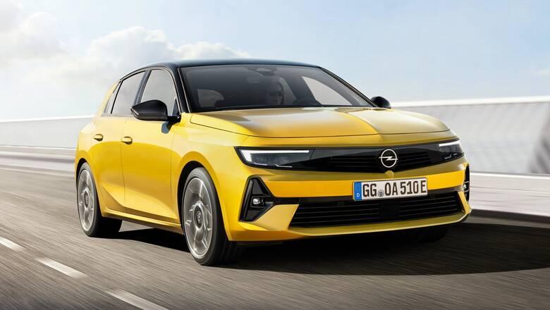 To καινούργιο Opel Astra είναι και plug-in υβριδικό και ενδιαφέρον αισθητικά