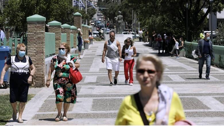 Βασιλακόπουλος: Για να χτιστεί τείχος ανοσίας θα πρέπει να νοσήσουν 4 εκατ. άνθρωποι