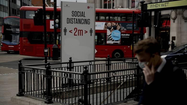 Λονδίνο: Υποχρεωτική η μάσκα στα Μέσα Μεταφοράς παρά την άρση των περιορισμών