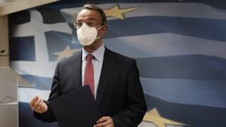 Σταϊκούρας: Οριστικοποιείται την Πέμπτη η ρύθμιση για τα χρέη της πανδημίας
