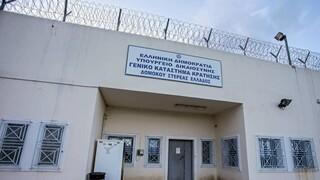 «Οπλοστάσιο» με αυτοσχέδια μαχαίρια στις φυλακές Δομοκού