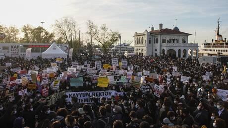 Ο Ερντογάν πήρε πίσω τον αμφιλεγόμενο διορισμό του πρύτανη του Πανεπιστημίου του Βοσπόρου