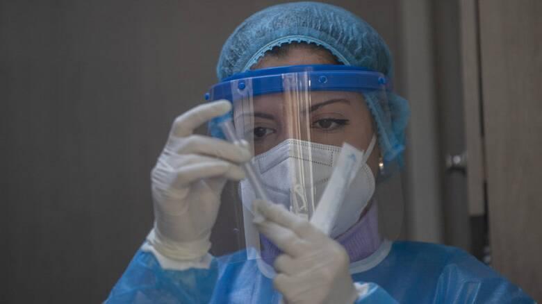 Κορωνοϊός: Στο 50% των νέων κρουσμάτων εντοπίζεται η μετάλλαξη Δέλτα