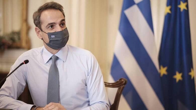 Μητσοτάκης: «Η Ελλάδα μετατρέπει τις υποδομές σε εφαλτήριο ανάπτυξης»