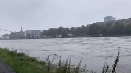 Μεγάλες πλημμύρες στην Ολλανδία: Έκκληση στους κατοίκους να εκκενώσουν τα σπίτια τους