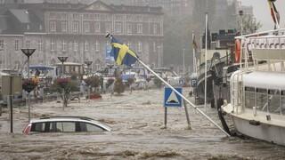 Βέλγιο: Έξι νεκροί από πλημμύρες - Εκκενώνονται παραποτάμιες συνοικίες
