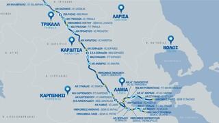 Στην κυκλοφορία σήμερα τα πρώτα 14 χιλιόμετρα του Νοτίου τμήματος του Ε65