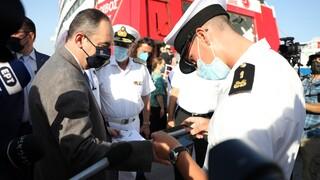 Πλακιωτάκης από λιμάνι Πειραιά: Ο κόσμος έχει πειθαρχήσει απόλυτα - Πλήρης έλεγχος των επιβατών