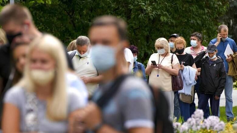 Κορωνοϊός: Πέντε φορές περισσότερα κρούσματα στην ΕΕ μέχρι την 1η Αυγούστου προβλέπει το ECDC
