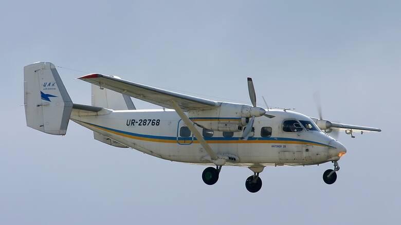Αγνοείται η τύχη επιβατικού αεροσκάφους με 17 επιβαίνοντες στη Σιβηρία