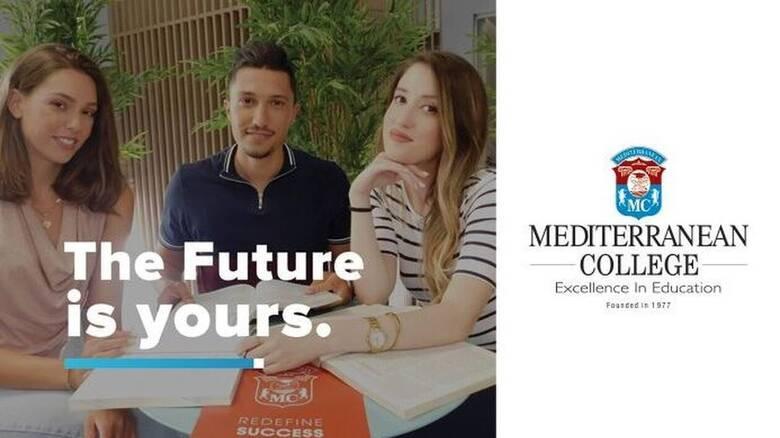 Το Mediterranean College εστιάζει στην επαγγελματική σου αποκατάσταση