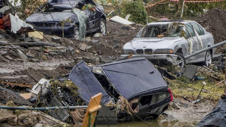Εθνική καταστροφή στη Γερμανία: Τουλάχιστον 103 νεκροί  - Πάνω από 1.000 οι αγνοούμενοι