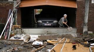 Πλημμύρες στην Ευρώπη - Φον Ντερ Λάιεν: Πρέπει να δράσουμε κατά της κλιματικής αλλαγής «τώρα»