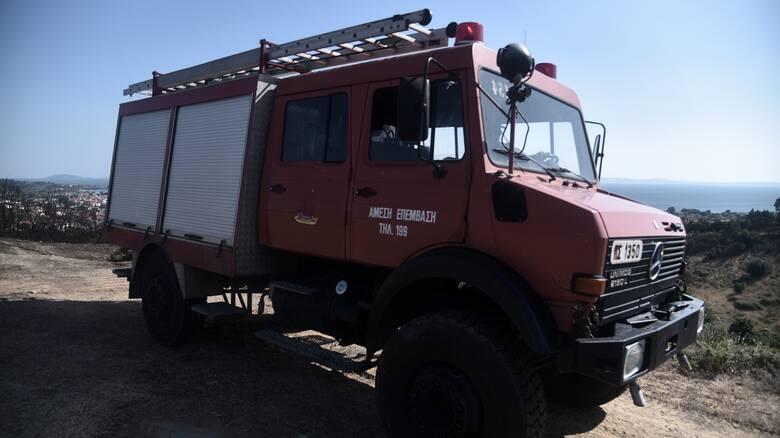 Πολιτική Προστασία: Πολύ υψηλός κίνδυνος πυρκαγιάς για το Σάββατο