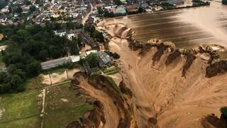 Βιβλική καταστροφή στην Ευρώπη από τις πλημμύρες: Μετρά τις πληγές της η Γερμανία