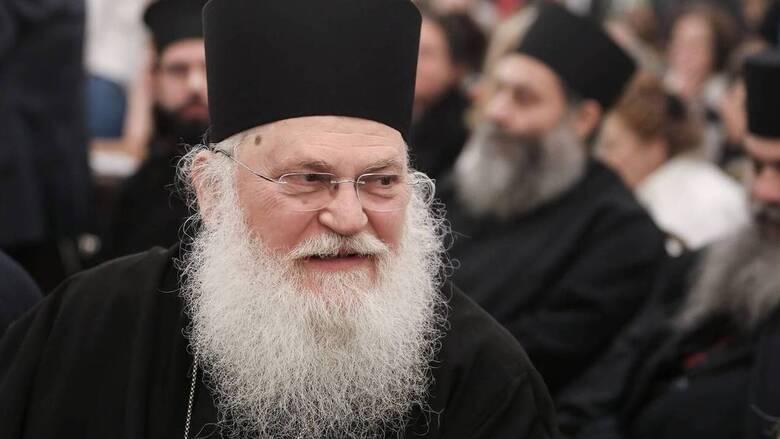 Εξιτήριο πήρε ο ηγούμενος Εφραίμ από τον Ευαγγελισμό - CNN.gr