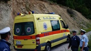 Κρήτη: Αυτοκίνητο με τουρίστες συγκρούστηκε με μηχανή - Σοβαρά τραυματισμένος ο οδηγός