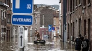 Πλημμύρες Βέλγιο - Λιέγη: Η πόλη που θάφτηκε στην λάσπη