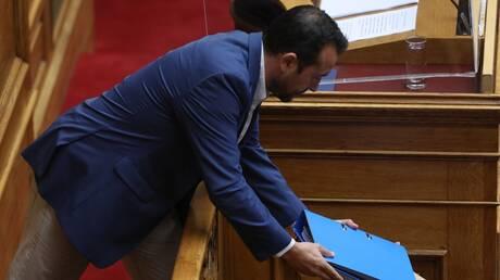 ΣΥΡΙΖΑ – Παππάς κατά κυβέρνησης: Η ΝΔ ολοκλήρωσε την κωλοτούμπα της