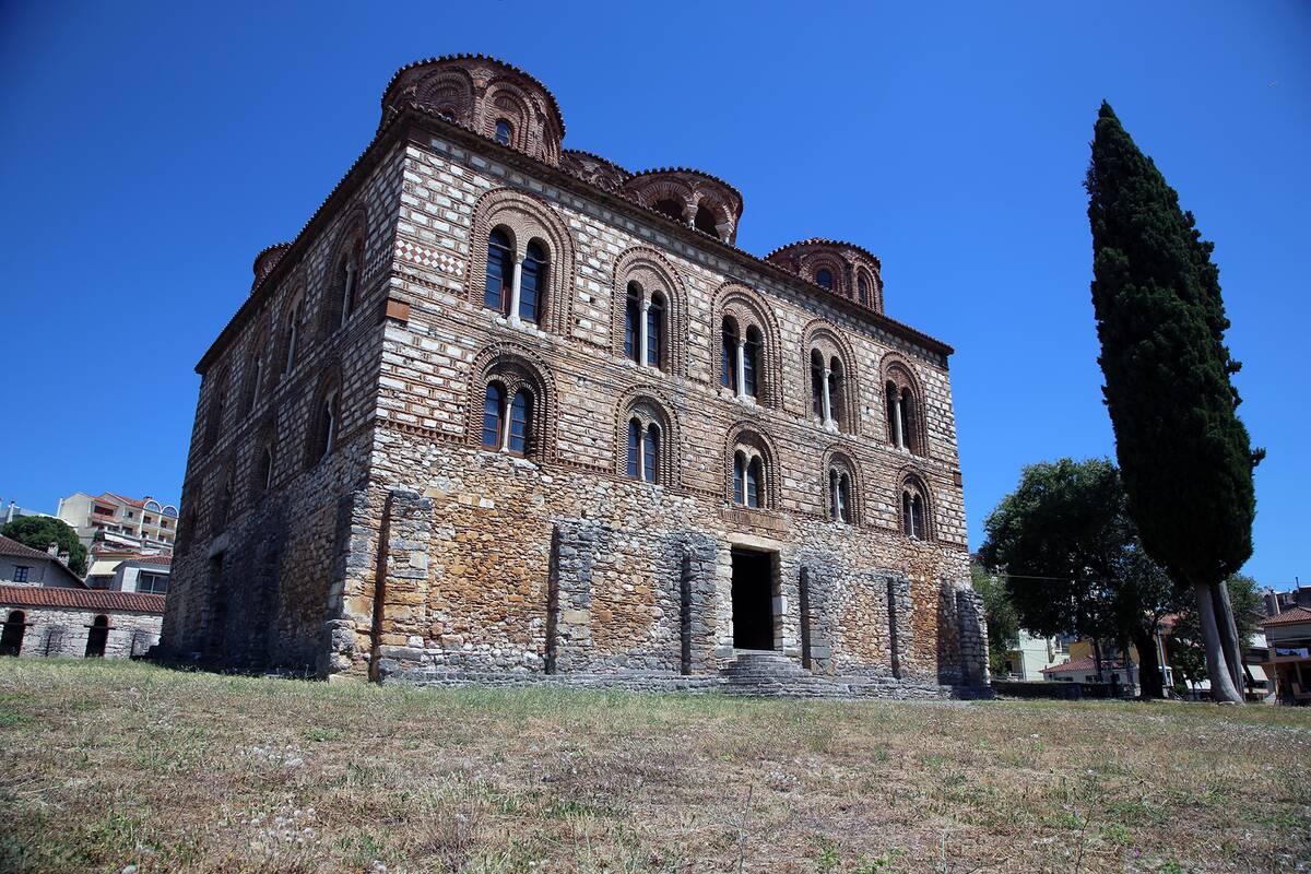 Παναγία Παρηγορίτισσα. Το σημαντικότερο βυζαντικό μνημείο της περιοχής
