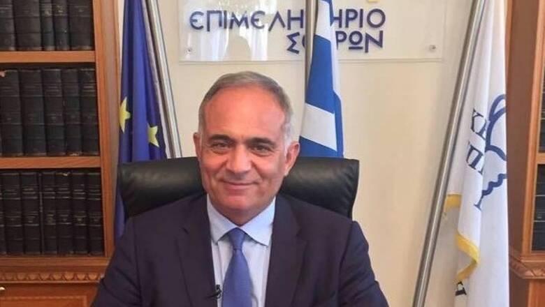Πέθανε ο επί σειρά ετών πρόεδρος του Επιμελητηρίου Σερρών Χρ. Μέγκλας