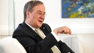 Γερμανία: Συγγνώμη ζήτησε ο υποψήφιος καγκελάριος Λάσετ που γελούσε στον τόπο της καταστροφής