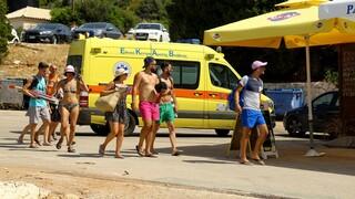 Κέρκυρα: Νεκρός ανασύρθηκε 70χρονος από παραλία