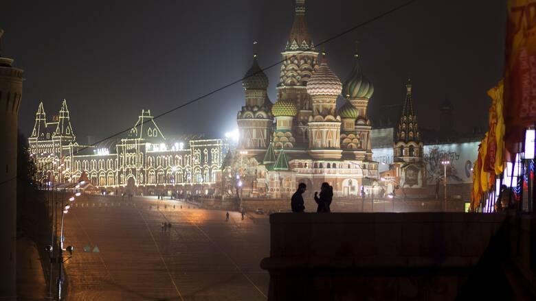 Κορωνοϊός - Ρωσία: «Καλπάζουν» τα κρούσματα το τελευταίο εικοσιτετράωρο