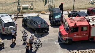 Τραγωδία στην Κέρκυρα: Γυναίκα έπεσε στο κενό δίπλα από το Παλιό Φρούριο
