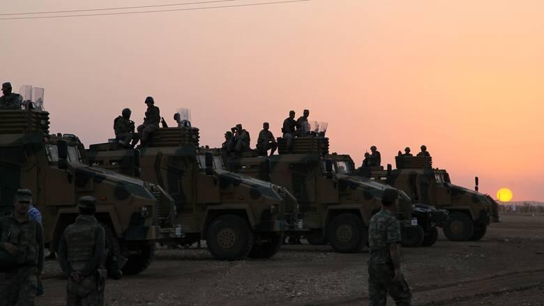 Τουρκία: Σύλληψη 133 παράτυπων μεταναστών κοντά στα σύνορα με το Ιράν