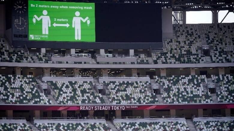 Ολυμπιακοί Αγώνες Τόκιο: Χωρίς κοινό, εκκινούν με μείον 690 εκατομμύρια ευρώ