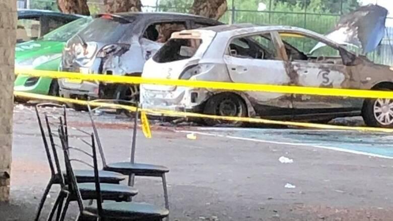 Επίθεση σε τηλεοπτικό σταθμό στην Κύπρο: Τραυματίστηκαν αστυνομικοί - Αναζητούνται 10 άτομα