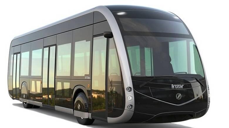 Συγκοινωνίες: Δοκιμαστικό δρομολόγιο στην Αθήνα για το ηλεκτροκίνητο λεωφορείο Irizar