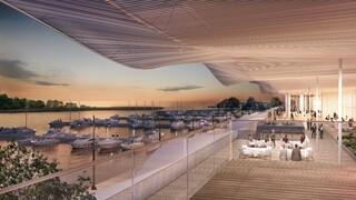 Ανανεωμένη Αθηναϊκή Ριβιέρα στο Ελληνικό: Τα σχέδια για το παράκτιο μέτωπο και τη Marina Galleria