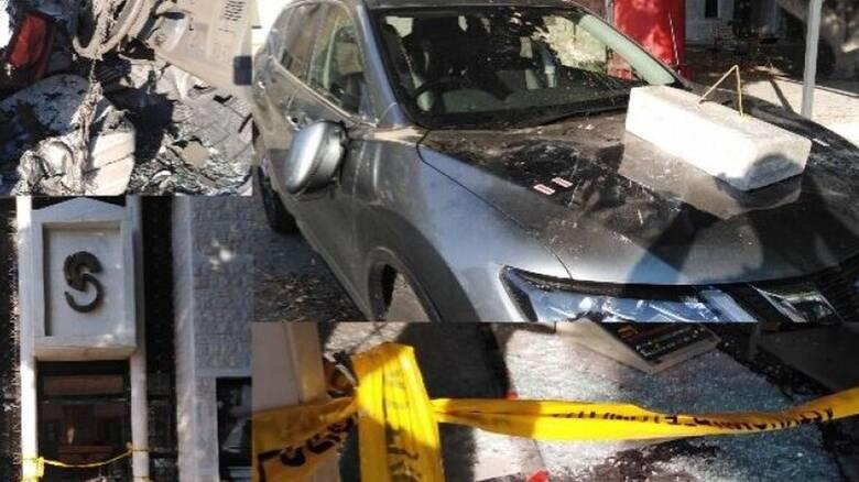 Επίθεση σε τηλεοπτικό σταθμό στην Κύπρο: «Φλέγεται η πύλη, σπάνε αυτοκίνητα» μετέδιδε ο παρουσιαστής